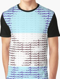 Clumsy - Original Abstract Design Graphic T-Shirt
