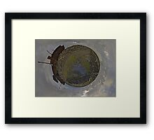 The Plassey Wreck,  Inisheer Framed Print