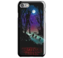 STRANGER THINGS iPhone Case/Skin