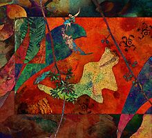 Abstract nature by Sabine Spiesser