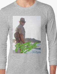 SAN04 Jimmy Buffett and the Coral Reefer Band TOUR 2016 Long Sleeve T-Shirt