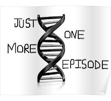 Orphan Black One More Episode Poster