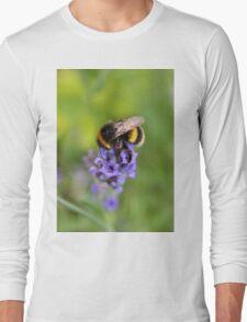 Lavender Visitor Long Sleeve T-Shirt
