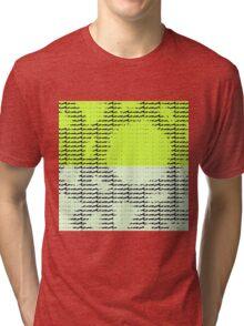 Citric - Original Abstract Design Tri-blend T-Shirt