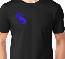 Blue Betta Line Unisex T-Shirt