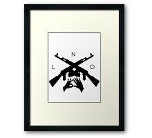 LNO- Like No other  Framed Print