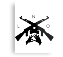 LNO- Like No other  Metal Print