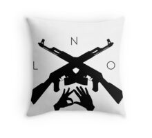 LNO- Like No other  Throw Pillow