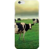 Milk Garden iPhone Case/Skin