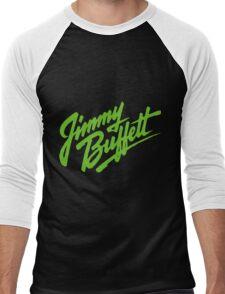 SAN05 Jimmy Buffett and the Coral Reefer Band TOUR 2016 Men's Baseball ¾ T-Shirt