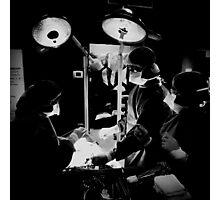 Surgery Photographic Print