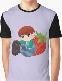 Seventeen - Boo Berry Graphic T-Shirt