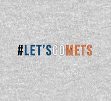 Let's Go Mets  Unisex T-Shirt