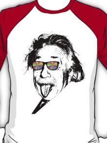 color make me happy make me smart T-Shirt