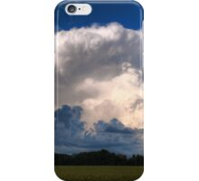 Cumulonimbus in HDR iPhone Case/Skin