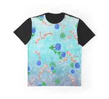 Koi Pond Graphic T-Shirt