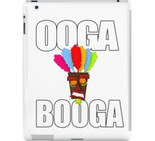 OOGA BOOGA iPad Case/Skin