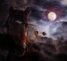 Midnight Mustang by Ellen  Holcomb