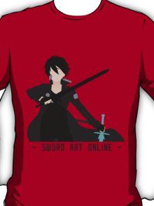 Kirito from Sword Art Online T-Shirt