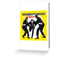 THE WAILERS Greeting Card