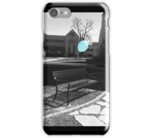 The Blue Balloon iPhone Case/Skin
