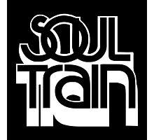 SOUL TRAIN Photographic Print