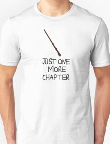 Harry Potter Just One More Chapter T-Shirt