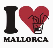 I love Mallorca by nektarinchen