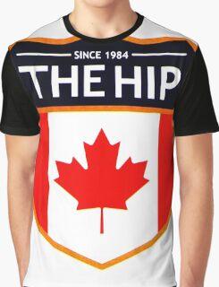 THE TRAGICALLY HIP - LEGEND LOGO SINCE 1982 Graphic T-Shirt