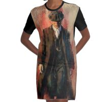 peaky blinders Graphic T-Shirt Dress