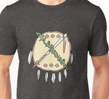 Pastel Oklahoma Flag Unisex T-Shirt