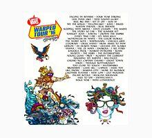WARPED TOUR 2016 present JOurney - line up Unisex T-Shirt