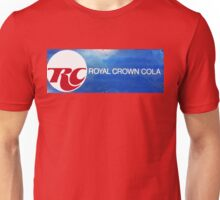 RC COLA ROYAL CROWN COLA VINTAGE SIGN Unisex T-Shirt