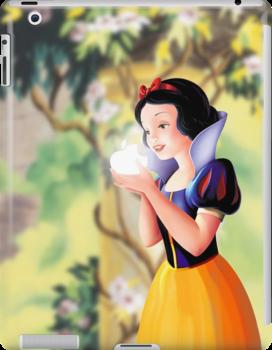 Miss White Apple logo by erndub