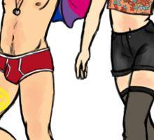 Teenlock Pride Sticker