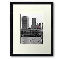 Rule Britannia Framed Print