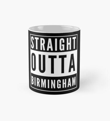 Straight Outta Birmingham Mug
