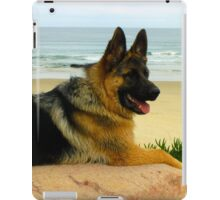 King of the Rock iPad Case/Skin