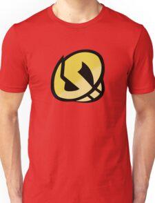 Team Skull Gold Logo - Pokemon Sun & Moon Unisex T-Shirt