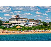 Ocean House Summer Photographic Print