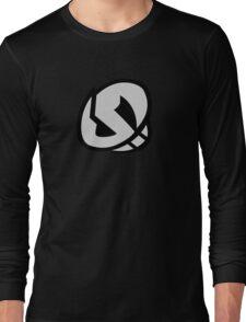 Team Skull Logo- Pokemon Sun & Moon Long Sleeve T-Shirt