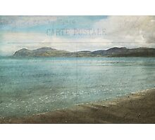 Postcard from the Seaside Photographic Print