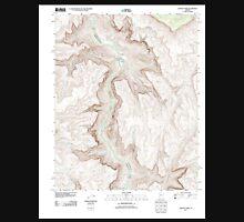 USGS TOPO Map Arizona AZ Granite Park 20111109 TM Unisex T-Shirt