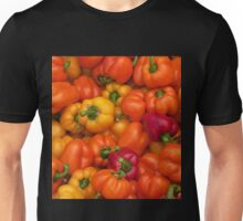 peppers galore- Oregon farmer's market Unisex T-Shirt