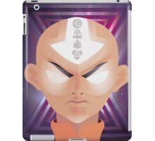 Galaxy Aang  iPad Case/Skin