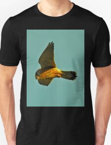 i'm flying with wings... Unisex T-Shirt
