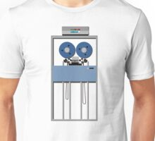Mainframe Tape Drive Unisex T-Shirt
