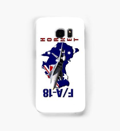 F/A-18 Hornet of the RAAF Samsung Galaxy Case/Skin