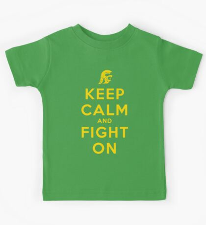 USC Fight On (Classic)  Kids Tee