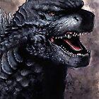 Godzilla by DendaReloaded